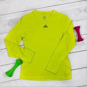 Adidas Climalite Ultra Soft Long Sleeve Tee Shirt